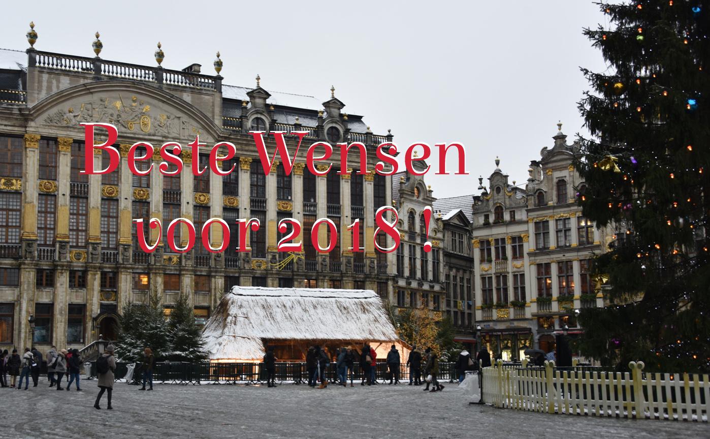 Bruxelles, la Grand-Place le 11 decembre 2017